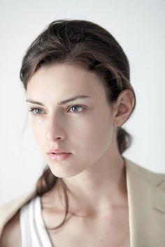 Very Pretty young Romanian Fashion Model - Marie Damian