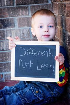 Different, Not Less. Why We STILL Need Autism Awareness {Autism Awareness Day}