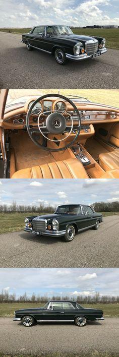 1971 Mercedes-Benz 280SE 3.5 V8 Coupe