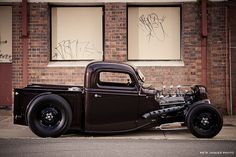 hot rod, rat rod Trucks | The UNDERGROUND!