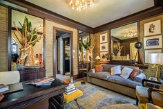 Source: Architecture Digest Kips Bay Decorator Show House 2015: An interior designer's takeaways  laviepartagee.com