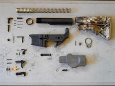 Learn how to quickly build an AR-15 lower receiver with 80+ pictures, tricks I learned the hard way, and recommendations of the best parts and upgrades.