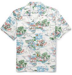 Summer Hawaiian floral shirts and bowling shirts Best Casual Shirts, Designer Casual Shirts, Comme Des Garçons Shirt, Dope Shirt, Kimono Shirt, Conversational Prints, Hawaii Style, Bowling Shirts, Printed Shirts