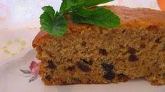Υλικά 3 κούπες αλεύρι που φουσκώνει μόνο του 1 κουταλάκι σόδα 1/2 κουταλάκι γαρύφαλλο 1 1/2 κουταλάκι κανέλλα 2/3 κούπας σπορέλαιο 1 κούπα ζάχαρη 1 κούπα χυμό πορτοκαλιού ή νερό ή γάλα 1/2 κούπα καρύδια Banana Bread, Sweet Tooth, Ethnic Recipes, Food, Cakes, Cake Makers, Essen, Kuchen, Cake