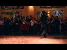 Fernando Gracia y Sol Cerquides, Buenos Aires, Salón Canning - Milonga P...