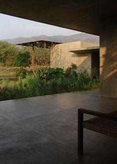Utsav House / Studio Mumbai #modern #architecture