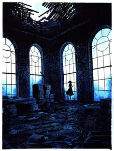 Yearning for Wonderland: Five Sentence Fiction: The Library's Whispers by Anna Meade #flashfiction #dark #fairytale