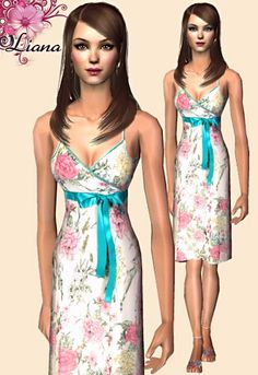 Liana Sims 2 - Preview - Women's clothing - Adult -
