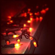 Amanda's Halloween Lights