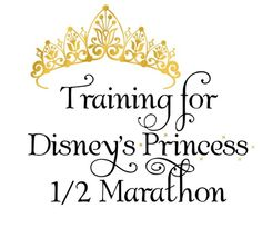 2013 Princess Half Marathon - Feb. 24, 2013
