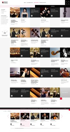 Soc. Générale Mécénat Musical | UZIK | Agence de communication interactive