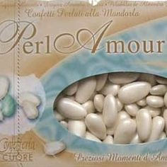 Pearlized Almonds by Confetteria del Cuore Amarischia – Sweet World Ideas Jordan Almonds, Chelsea Wedding, Communion Favors, First Holy Communion, Confectionery, Sweet, Wedding Ideas, Food, Candy