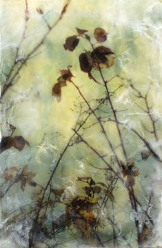 PhotoEncaustic.com Student Gallery | Photo Encaustic work by Gretchen Larson | #photoencaustic