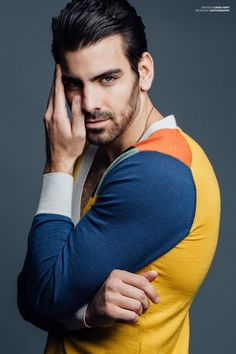 In this exclusive editorial for BuzzFeed, America's Next Top Model winner Nyle DiMarco shows us why he's the one to watch this fashion season.