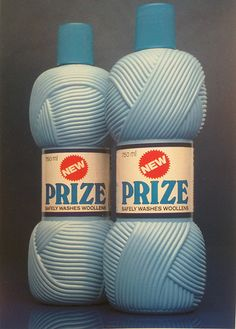 Clever Prize #packaging for washing woolens PD