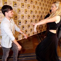 """@mrs.jenlawrence's photo: """"• New pics Of Jen and Josh at the comic-Con yesterday (9th July) • - JOSHIFEEER  I'm so exited to see all the videos when they are online ☺️ - - [ #jenniferlawrence #joshhutcherson #joshifer #mockingjaysdcc #comiccon #thehungergames #thehungergamescast ]"""""""