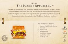 The Johnny Appleseed