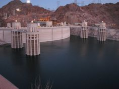 been there!! Hoover Dam- NV