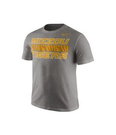 Nike Mens Missouri Tigers Stadium Stripe Graphic T-Shirt