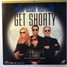 Get Shorty Laserdisc