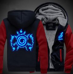 d13ba1ca2 68 Best Coolest Anime   Manga Inspired Hooded Jackets images in 2019