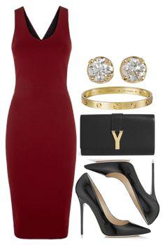 """""""Style #8967"""" by vany-alvarado ❤ liked on Polyvore"""