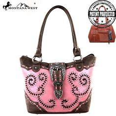 MW206G-8304 Montana West Concealed Handgun Collection Handbag-Pink >>> This is an Amazon Associate's Pin. Be sure to check out this awesome product.