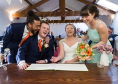 Erin and Mike's amazing wedding day photos taken at the Granary in Fawsley Northamptonshire during their spring wedding Spring Wedding, Wedding Day, Bridesmaid Dresses, Wedding Dresses, Weddings, Pictures, Fashion, Pi Day Wedding, Bodas