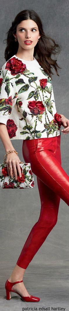 Dolce & Gabbana - Winter 2016: