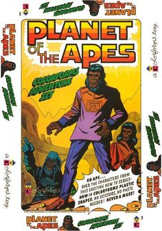 Archives Of The Apes: Toybox Of The Apes Part 15