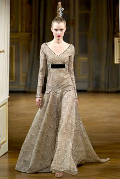 Alexis Mabille Fall 2012 Couture Collection Slideshow on Style.com