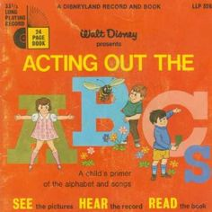 Acting out the ABC's Storyteller | Children's Records