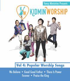 #KidminWorship vol 4: Popular Worship Songs!