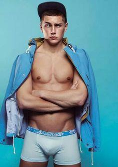 #underwear #underpants #bikini #bikinis #brief #briefs #boxerbriefs #thong #tightywhities #jockstrap #underwearboy #underwearlad #LadInUnderwear #boyinunderwear #sexyboy #sexylad #sexyman #abs #hottie #hotboy #hotbody #hardbody