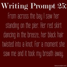 Writing Prompt Twenty-Five - Get your name out there! Now accepting submissions… Writing Prompts Romance, Book Prompts, Dialogue Prompts, Story Prompts, Writing Quotes, Writing Advice, Writing Help, Writing A Book, Journal Prompts