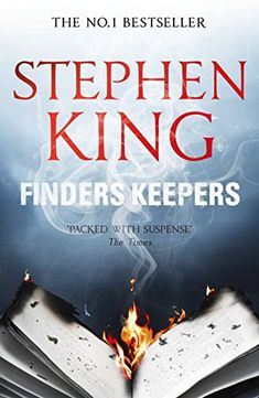 """Read """"Finders Keepers"""" by Stephen King available from Rakuten Kobo. The second standalone novel in Stephen King's Bill Hodges trilogy (Mr Mercedes, Finders Keepers, End of Watch) - and the. Got Books, Books To Read, Book Finder, Stephen King Books, Stephen Kings, What To Read, Book Photography, Free Reading, Fiction Books"""
