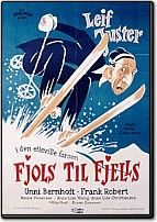 """Edith Carlmar's classic farce """"Fjols til fjells"""" - has remained constantly popular since its release in 1957 and it's easy to see why"""