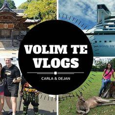 ¡NUEVO VIDEO! Parasailing en #vietnam / alimentando canguros en #Australia y más! Lindas experiencias en nuestro último contrato trabajando en cruceros 😊 vean el video en nuestro canal (link directo en mi bio)