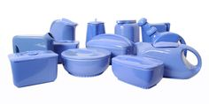 Hall Universal and Oxfordware Pottery for Westinghouse and Hotpoint