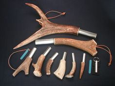 Montana Antler Craft - antler fire starters