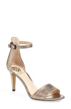 'Court' Ankle Strap Sandal (Women)