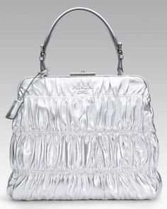 crazy about silver on Pinterest | Silver Clutch, Silver Furniture ...