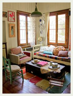 Eye Candy ~ Decor from An Indian Summer