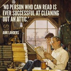 Starting on chores of any kind. The book always calls. I Love Books, Good Books, Books To Read, My Books, Book Memes, Book Quotes, Life Quotes, Reading Quotes, Writing Quotes
