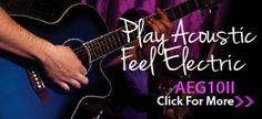 Acoustics | Ibanez guitars