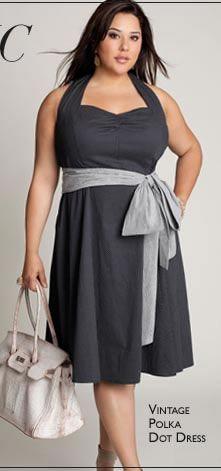 Cute Dress...It's Polka Dot too!