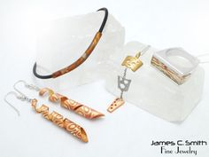Mixed metal #jewelry