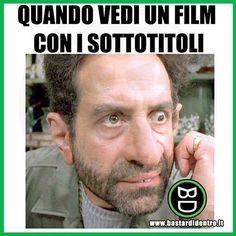 Forse questo resta l'unico modo! Seguici su youtube/bastardidentro #bastardidentro #film #occhi www.bastardidentro.it