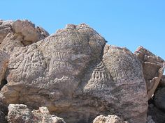 petraglyphs at Pyramid Lake | Recent Photos The Commons Getty Collection Galleries World Map App ...