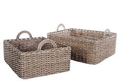 Great baskets.